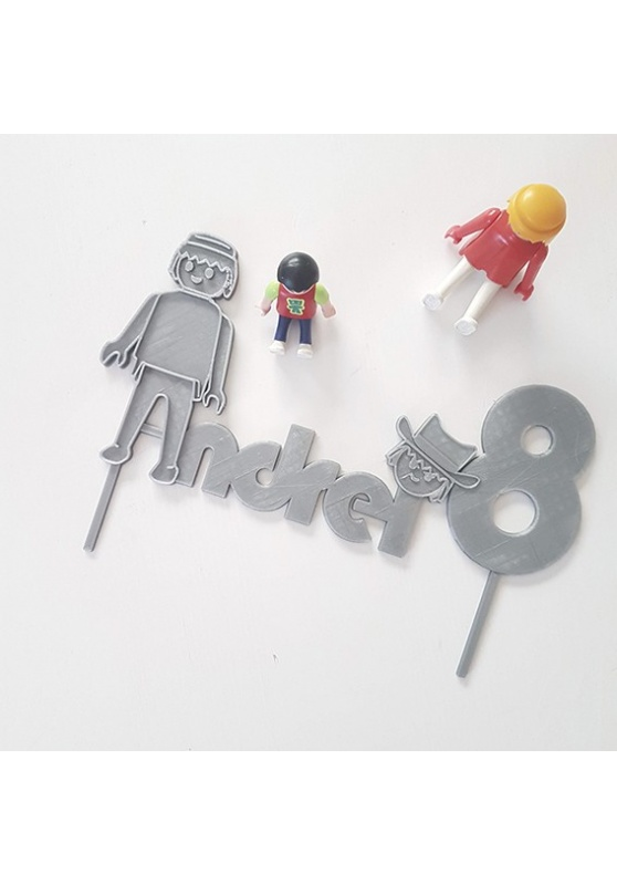 Topper Playmobil Toy