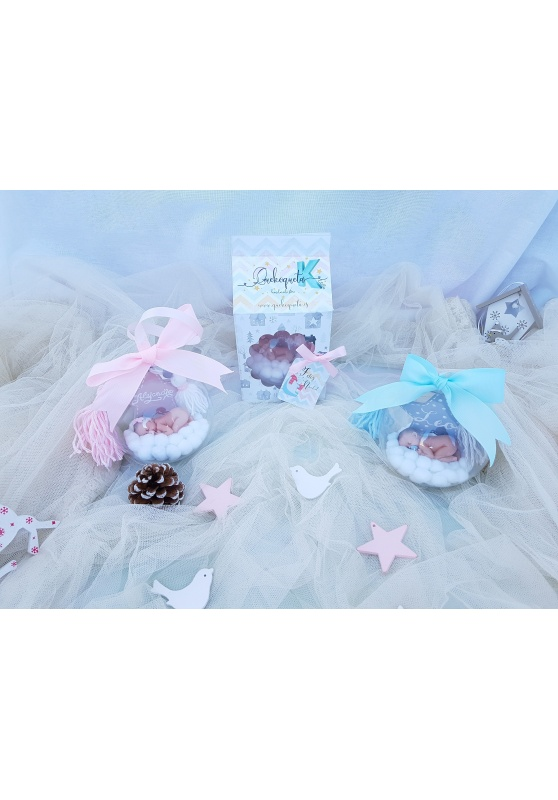 Bolas decorativas Baby Dreams